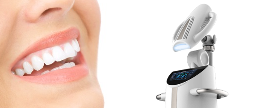 Our POLUS ADVANCED Teeth Whitening machine has arrived!